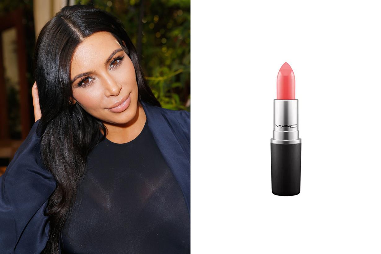 M.A.C Cosmetics Celebrities Favourite Lipstick Colour Madonna Russia Red Kim Kardashian Angel Taylor Swift Ruby Woo Jennifer Aniston Paramount January Jones  Vegas Volt