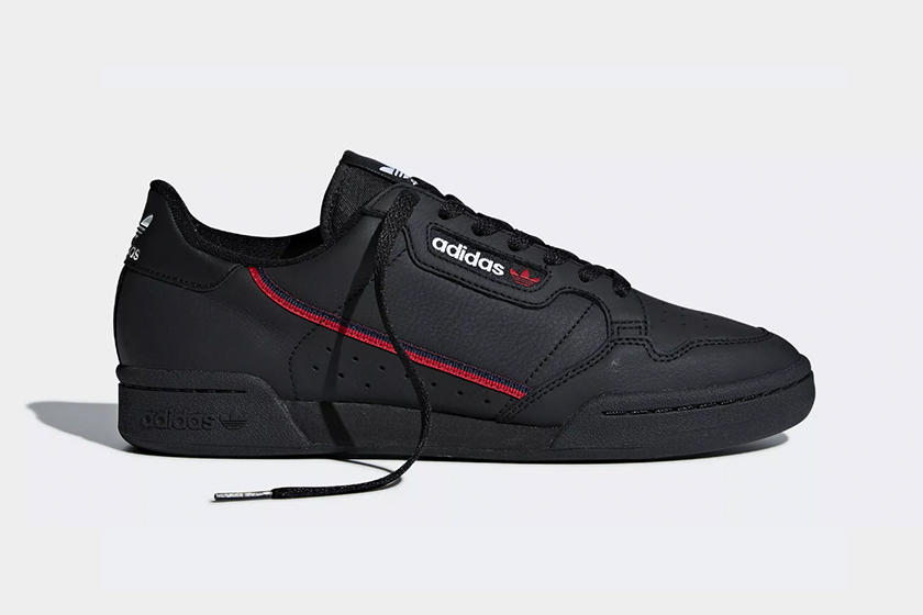hailey-baldwin-style-adidas-originals-BLACK continental-80-sneakers