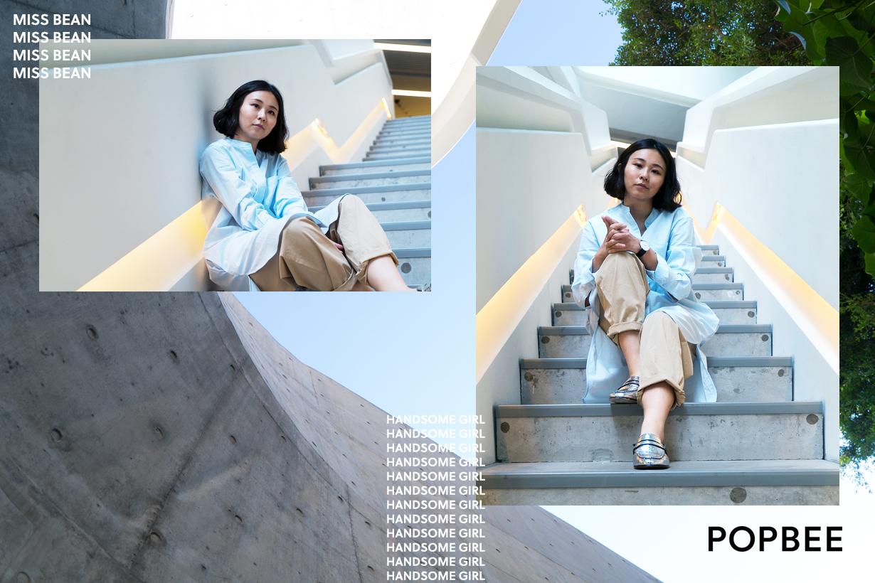 Miss Bean Handsome Girl Hong Kong Female Photographer Local Photography Feminism