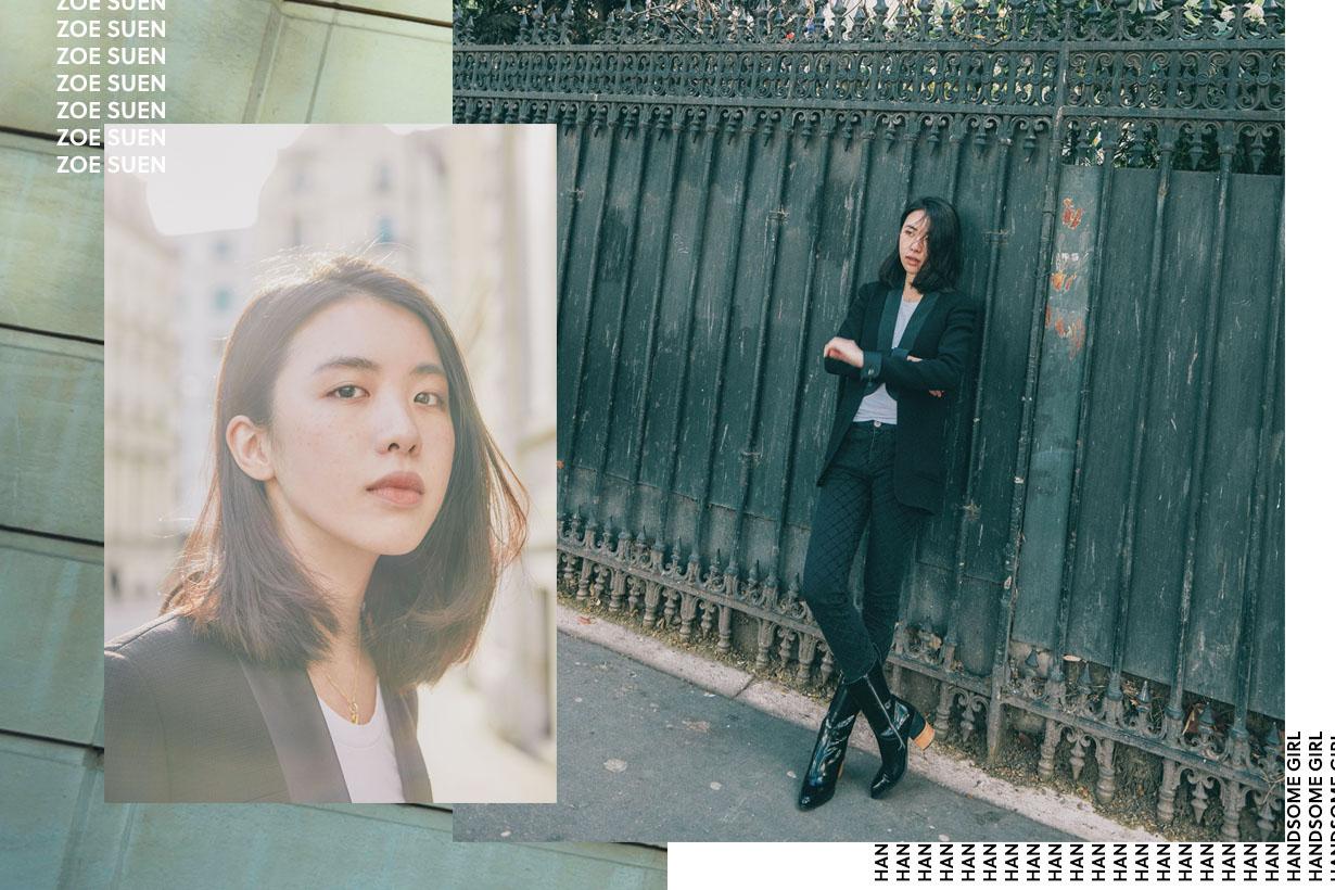 interview with zoe suen hong kong young female fashion blogger