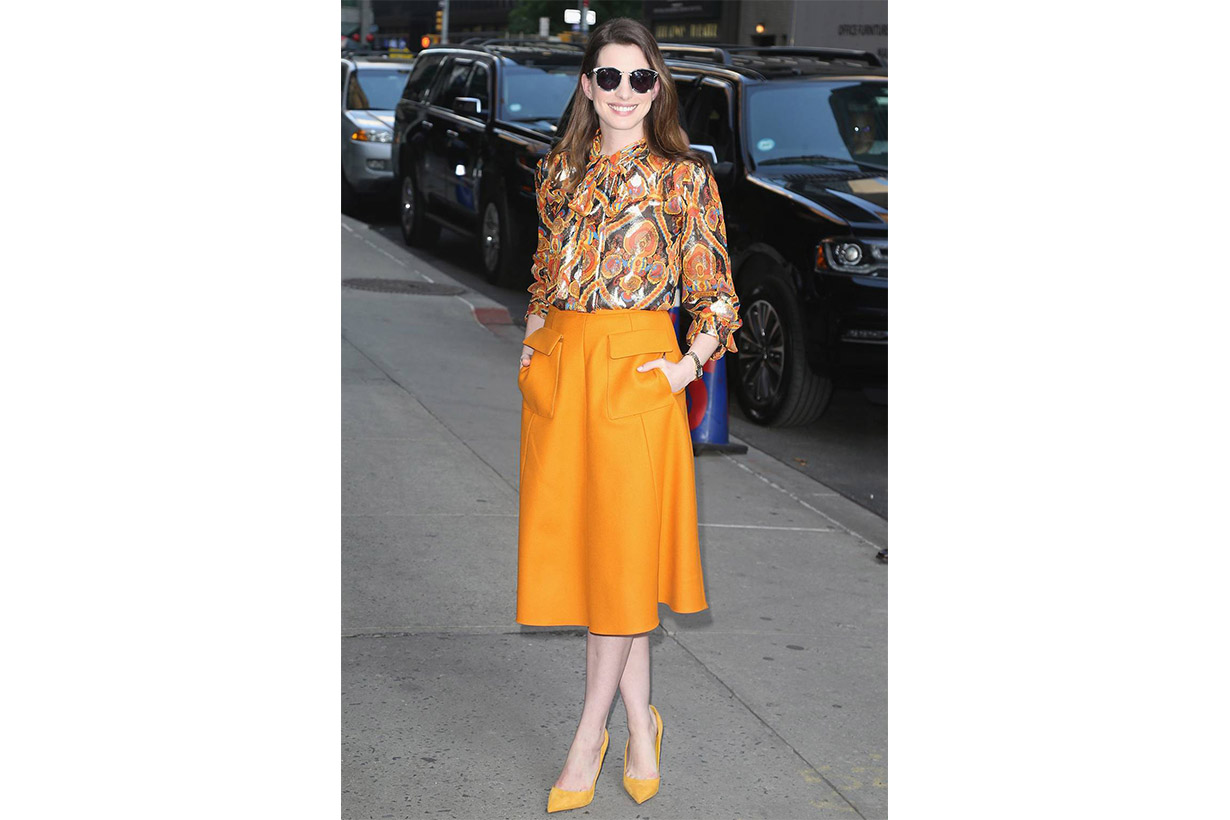 fashion-trend-orange
