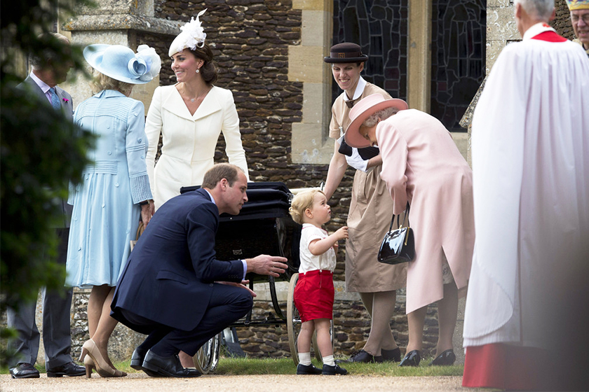 Prince George​ needs to follow this The Royal Family rules