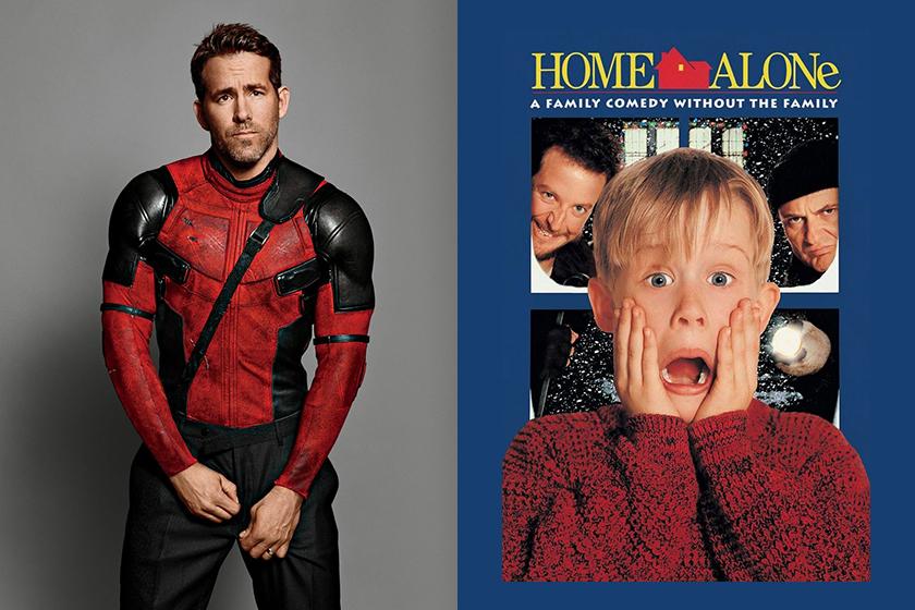 Ryan Reynolds 將主演成年版《Home Alone》,命名《Stoned Alone》