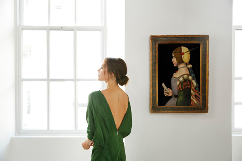 Victoria Beckham 連藝術品味也夠高,聯同蘇富比拍出 4 億佳績