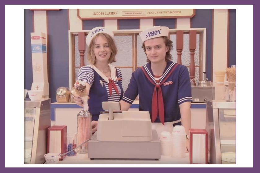 stranger things season 3 teaser trailer starcourt mall
