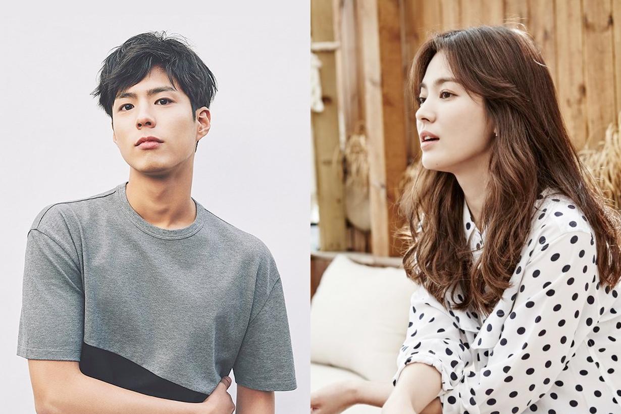 Song Hye-kyo Song Joong-ki korean drama new 2018 2019