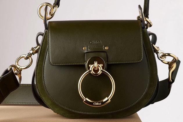 Chloé Tess Camera Bag Fall Winter Handbag