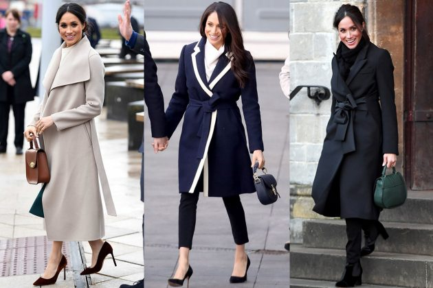 Meghan Markle Coat