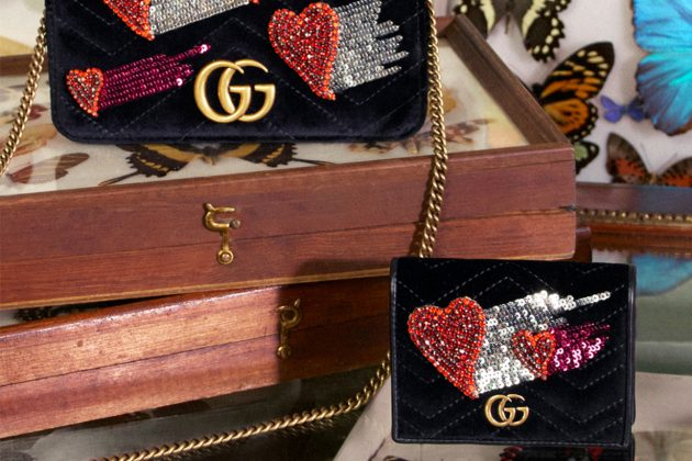 Gucci Chinese Valentine's Day Collection
