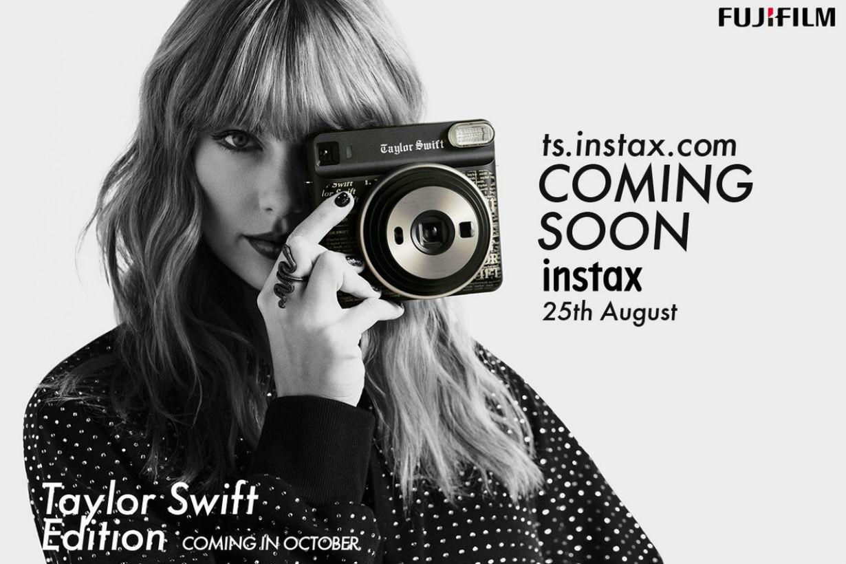 Taylor Swift  Instax Reputation
