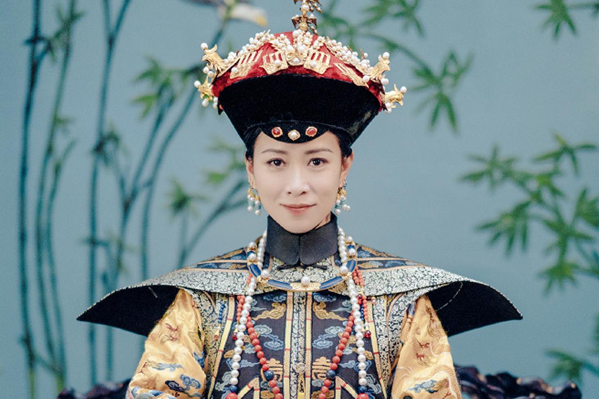 Story of Yanxi Palace secret queen Qianlong querlain Morandi