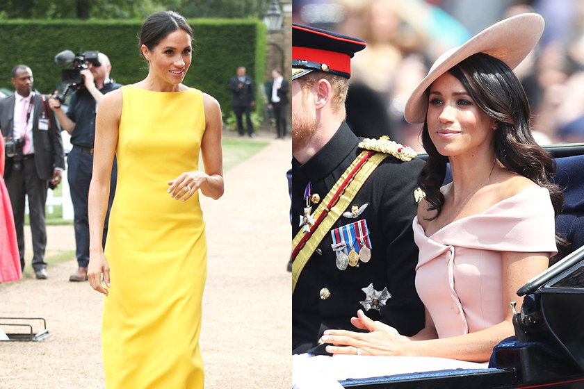 Kate-middleton-meghan-markle-never-wear-orange