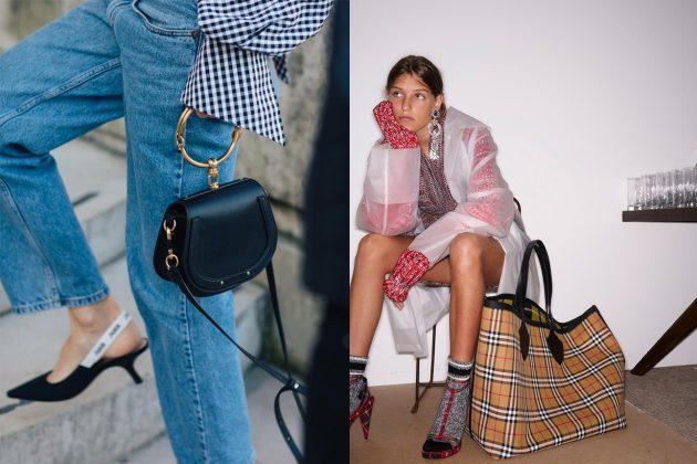 Mini Bag Big Bag Trend