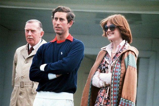 Prince Charles Princess Diana's sister Sarah