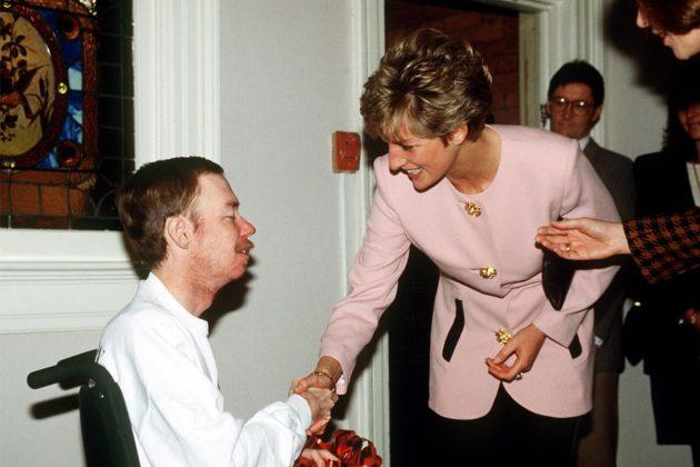 Princess Diana AIDS Charity