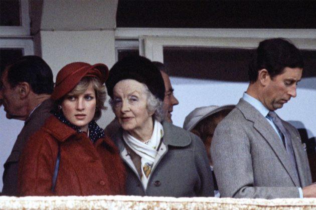Princess Diana's grandmother