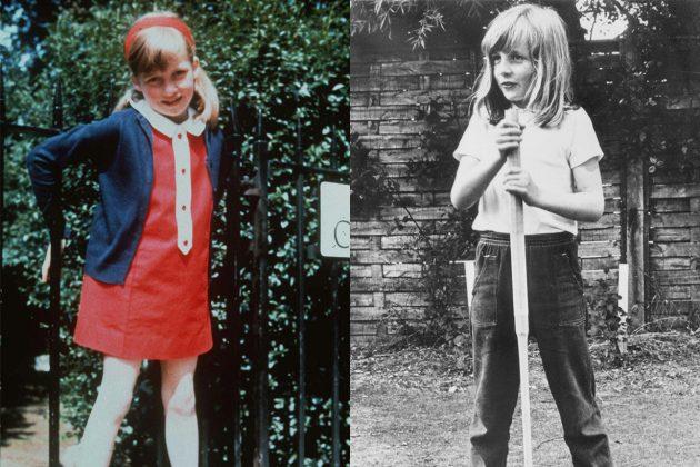 Princess Diana Childhood