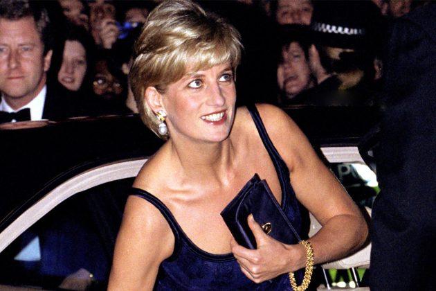 Princess Diana Clutch