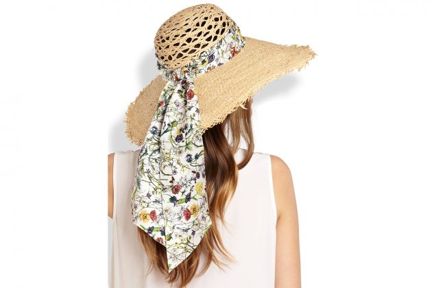Straw-hat-with-scarf