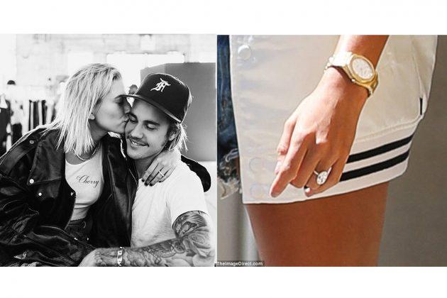 Justin Bieber 與 Hailey Baldwin