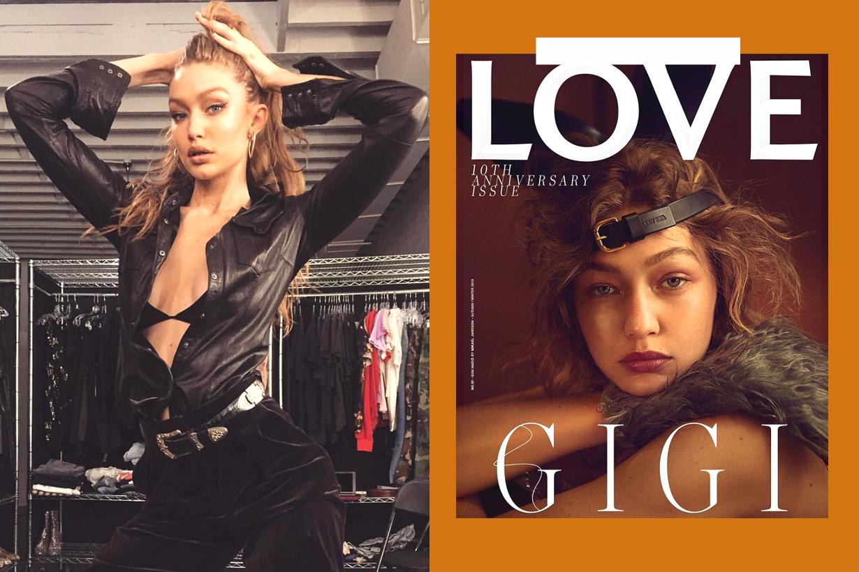 「看了會發噩夢!」Gigi Hadid 為雜誌拍攝封面,為何會得到如此負評?