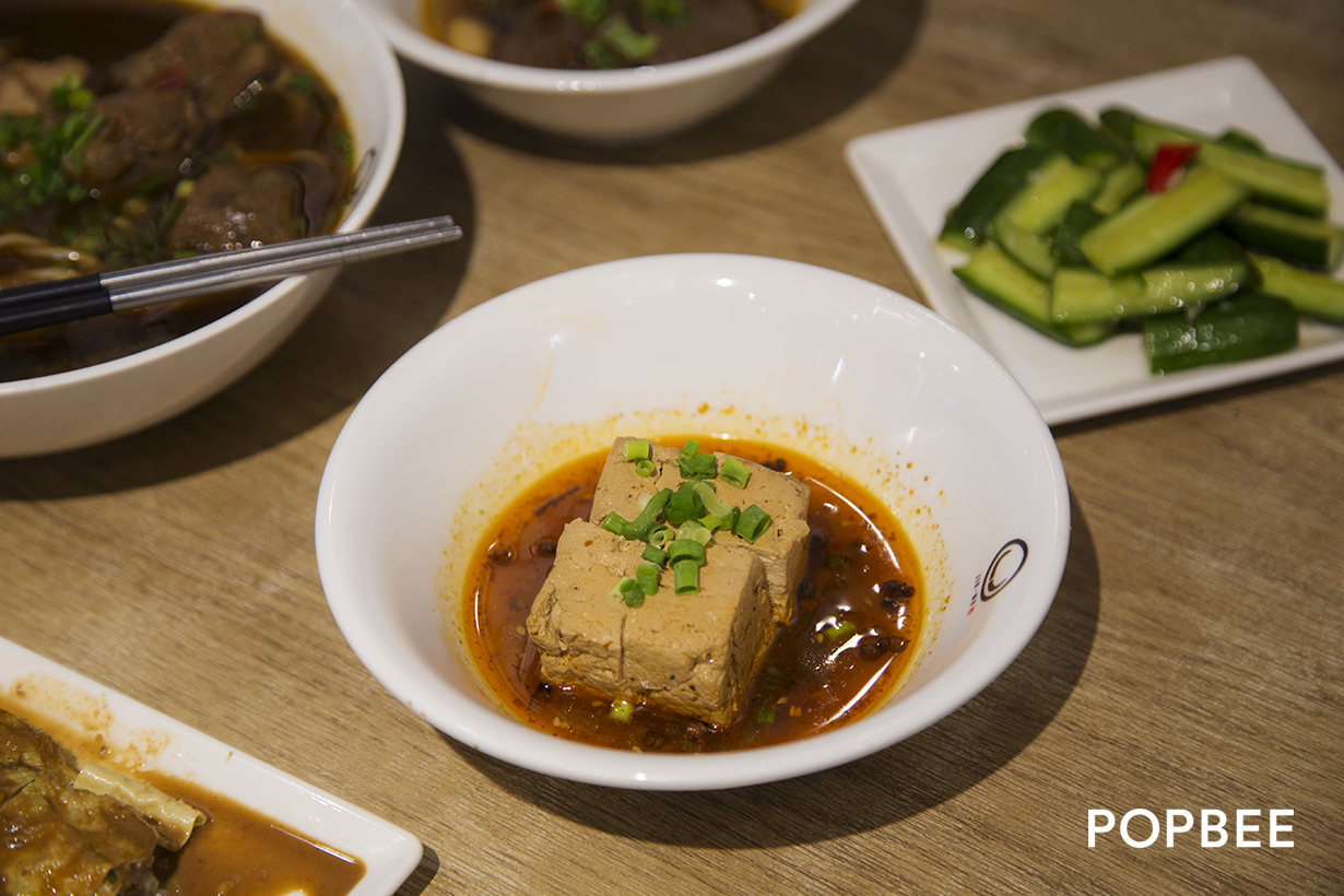 Laurinda Ho Jiu Wu Beef Noodles Wan chai Taiwan Taste Traditional food hong kong local food