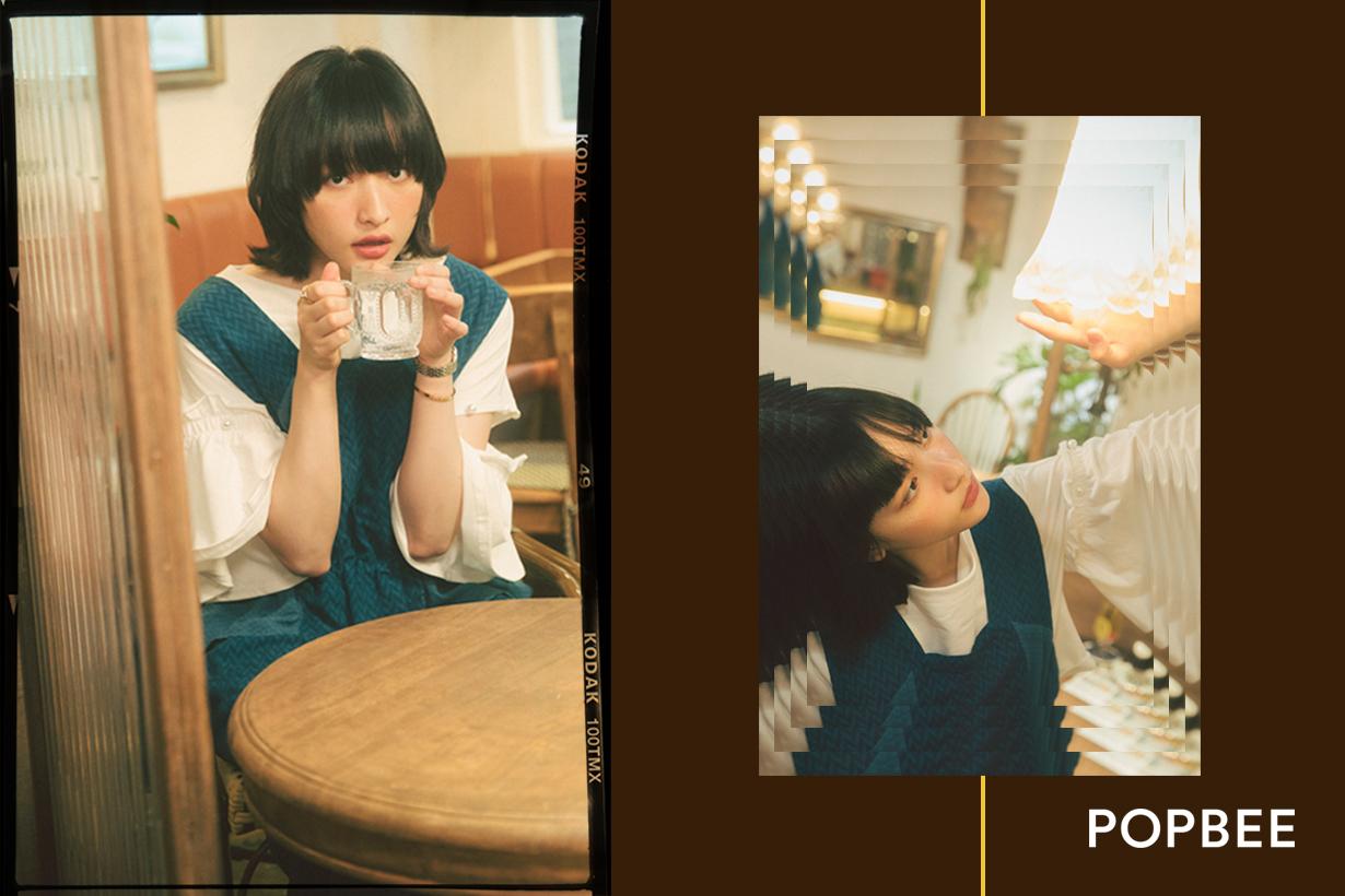 Hanna Chan Hong Kong Model Young Actress KOL Instagram Influencer Local Movie Paradox Hong Kong Film Awards