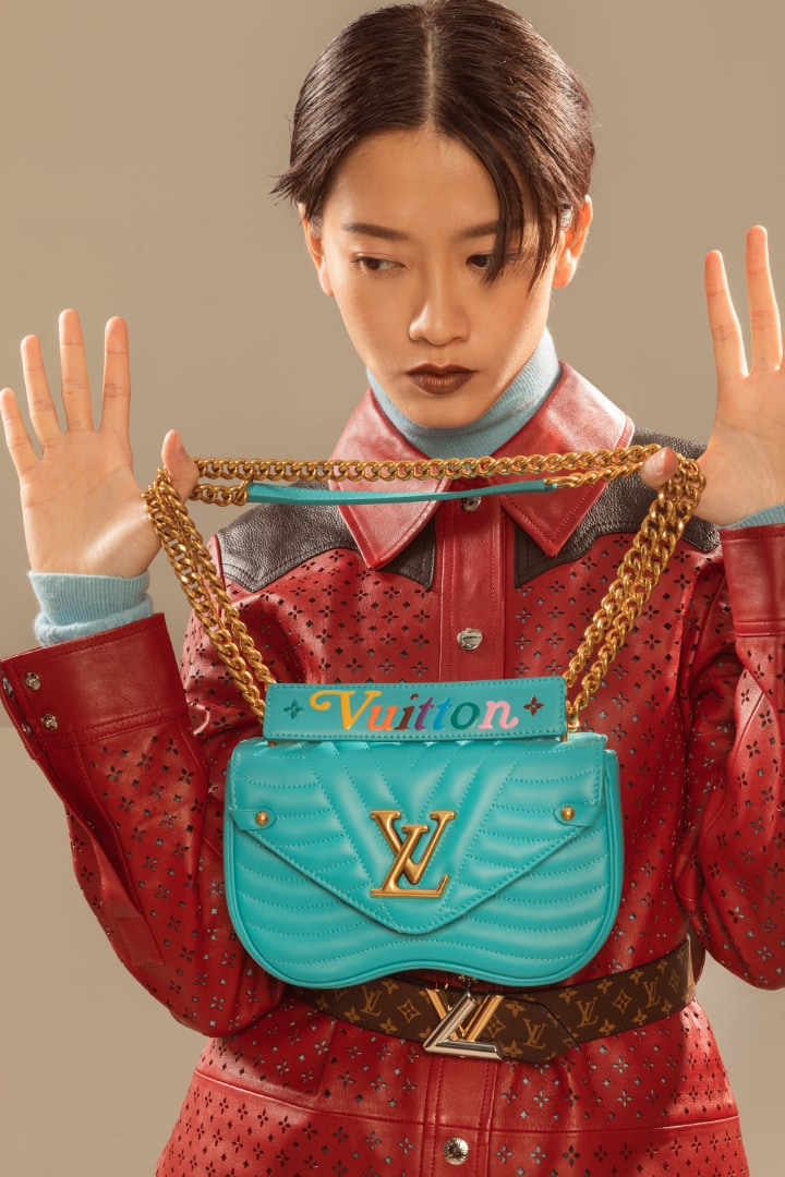 Louis Vuitton New Wave Bags Fish Liew Styling