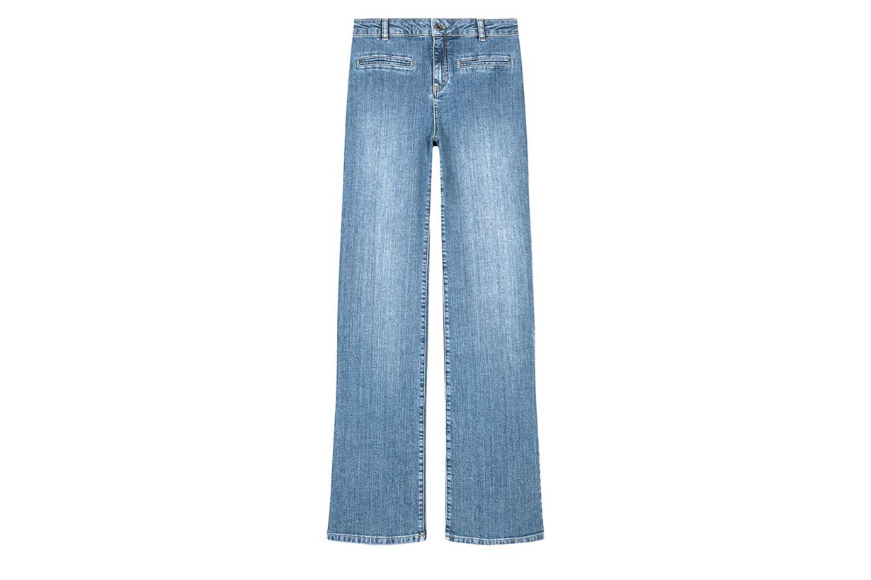 VANESSA BRUNO Nello jeans