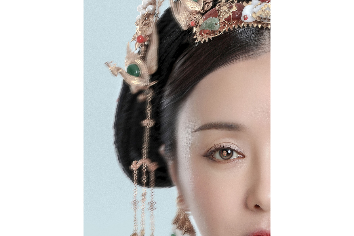 Yan xi gong lue Story of Yanxi place Chinese drama posters wei ying luo qing dynasty