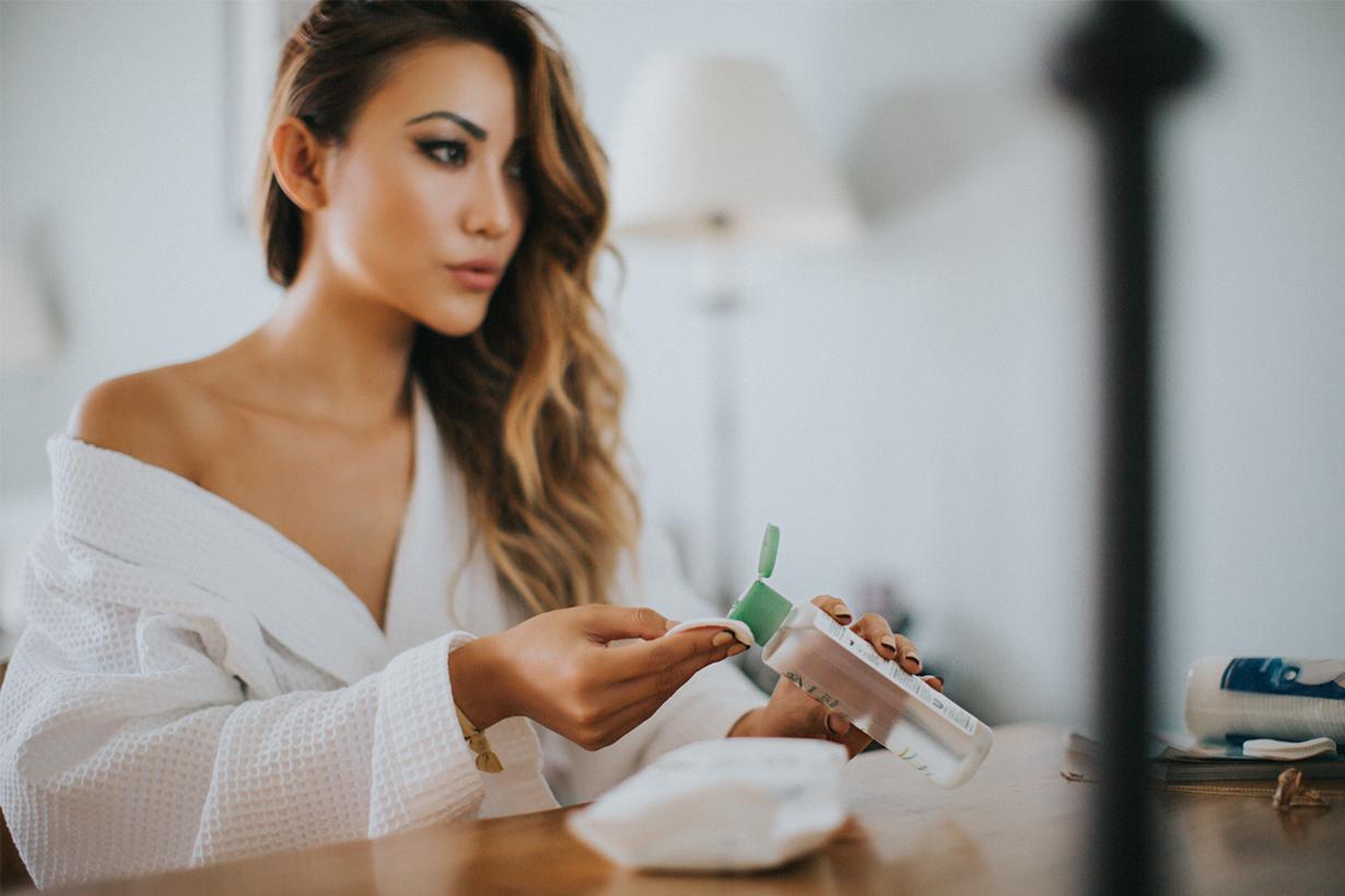 Skincare Blogger Toner
