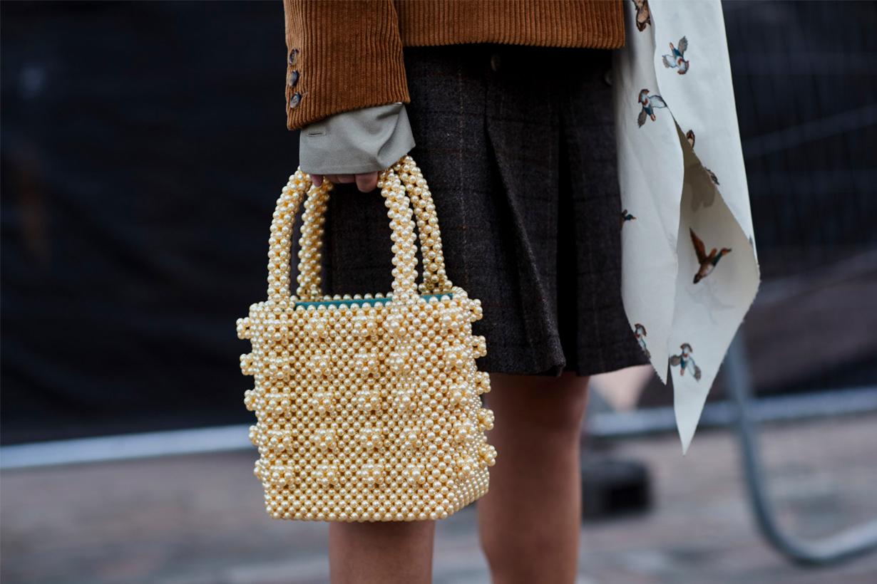 Bead Bag Street Style