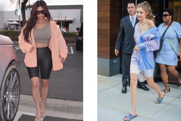 Kim Kardashian Gigi hadid