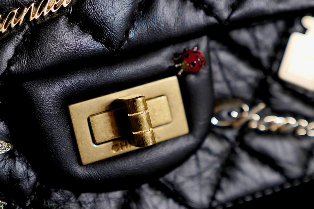Chanel 2.55 Mademoiselle Lock