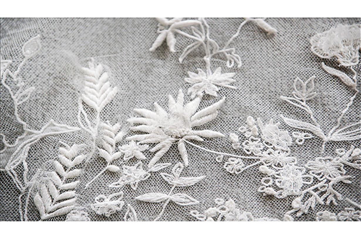 Meghan Markle Wedding Dress Veil Secret