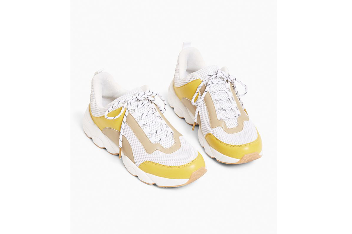 Monki Low-Top Sneaker