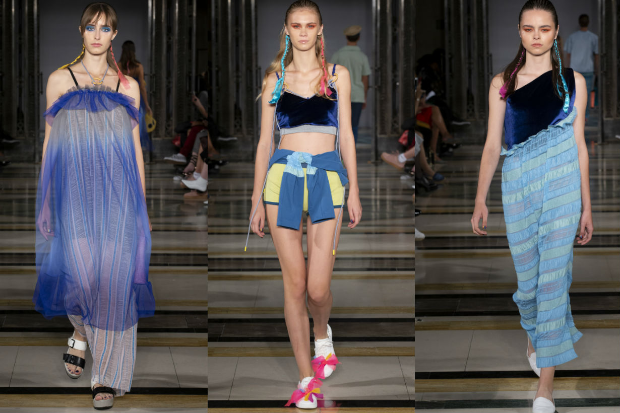 SIMON MO fashion week