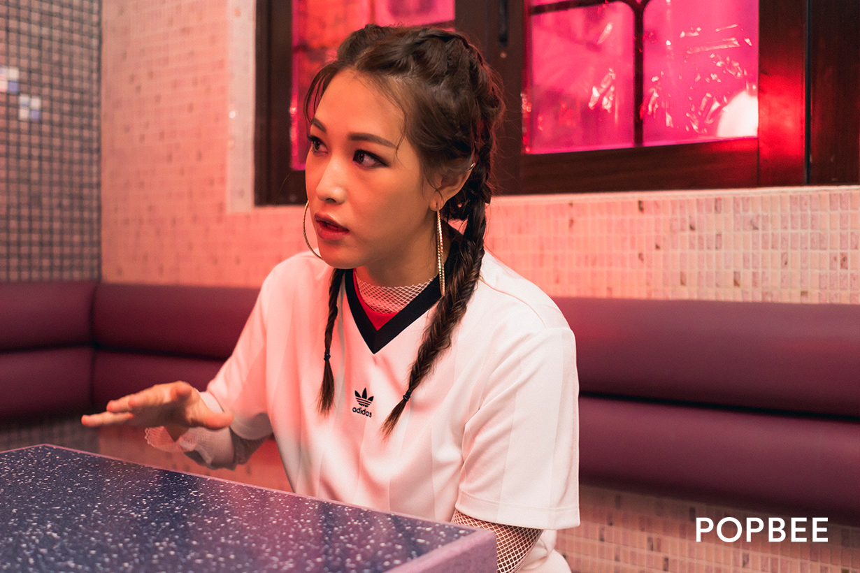popbee interview with Cheronna Ng