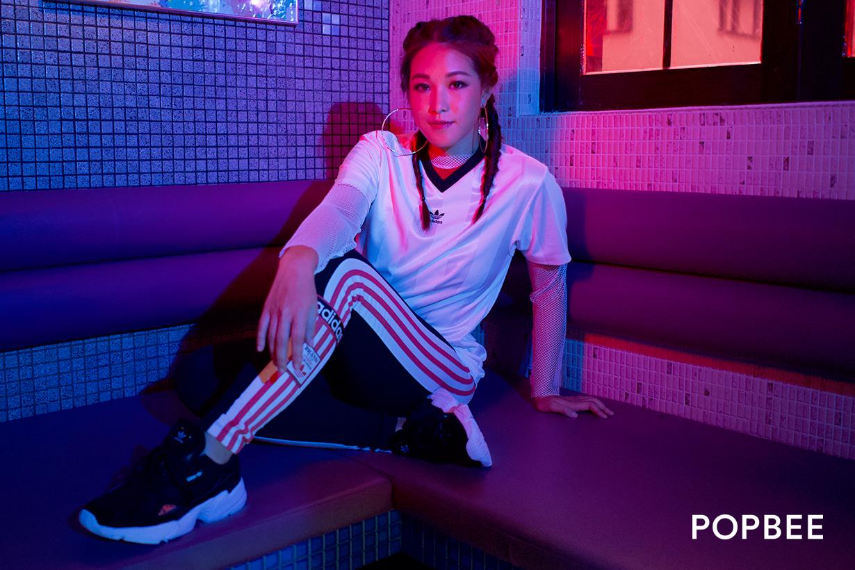 adidas Cheronna Interview