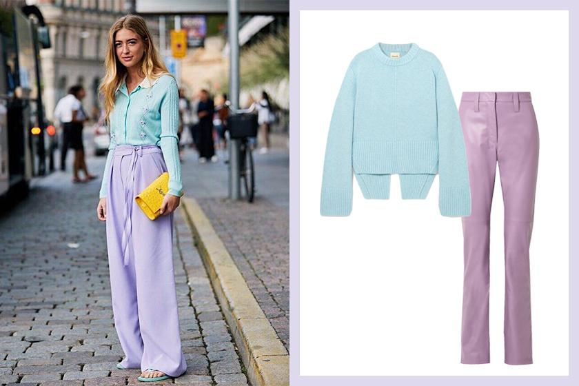 nordic-fall-winter-wardrobe pastel colors