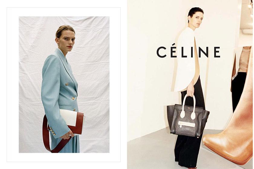 Céline Fame Bag / Céline Luggage bag