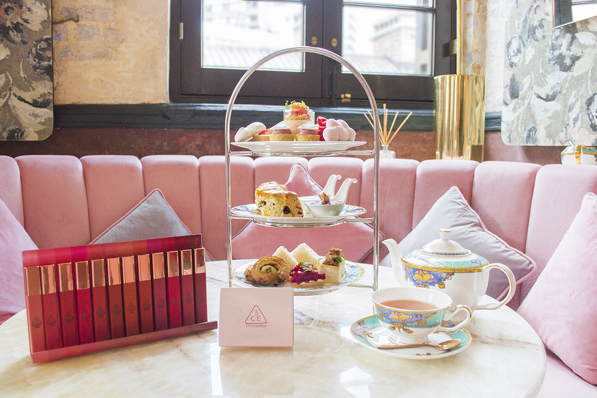 5 afternoon tea to try in oct