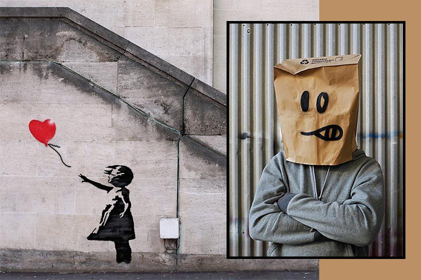 #POPBEE 專題:除了碎掉畫作,Banksy 這幾個藝術「惡作劇」你也必要知道!