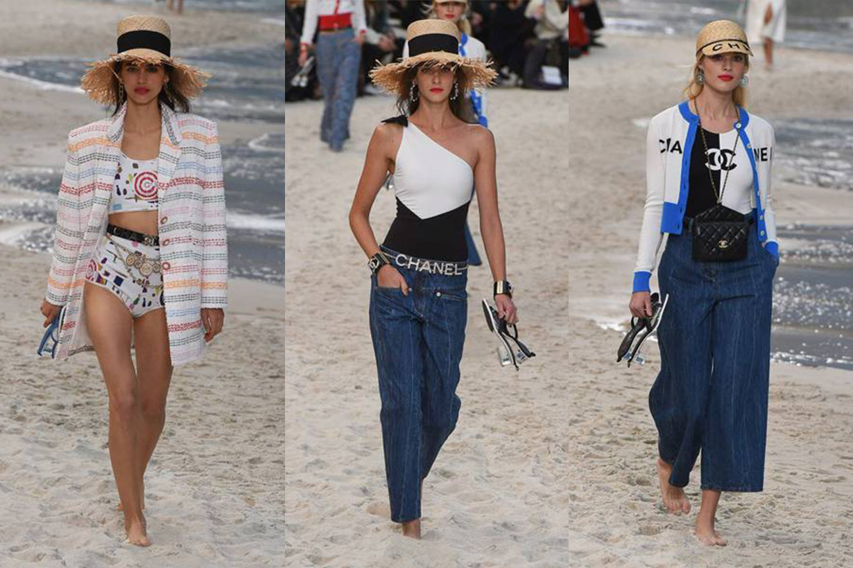 Chanel SS 19 Swimsuit