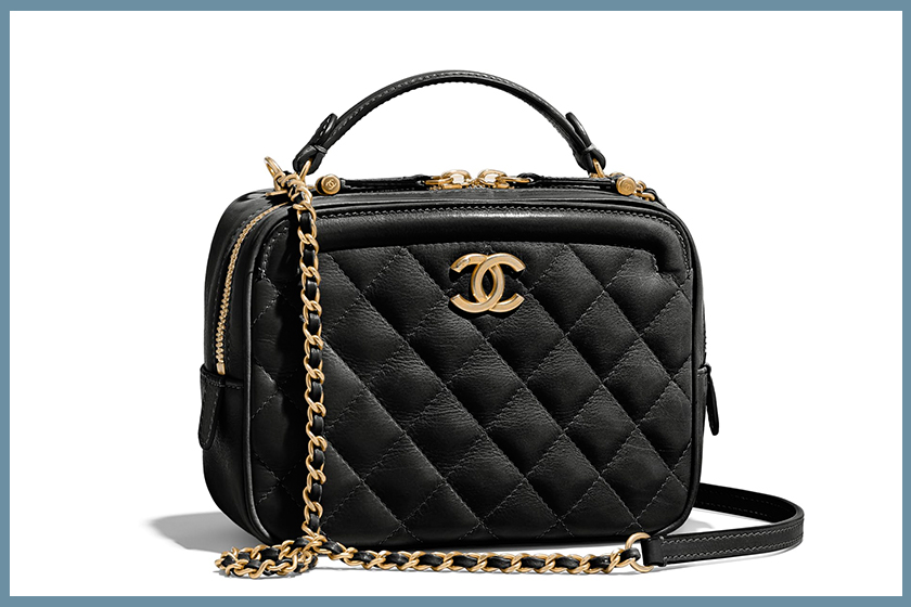 Chanel Vanity Case FW2018