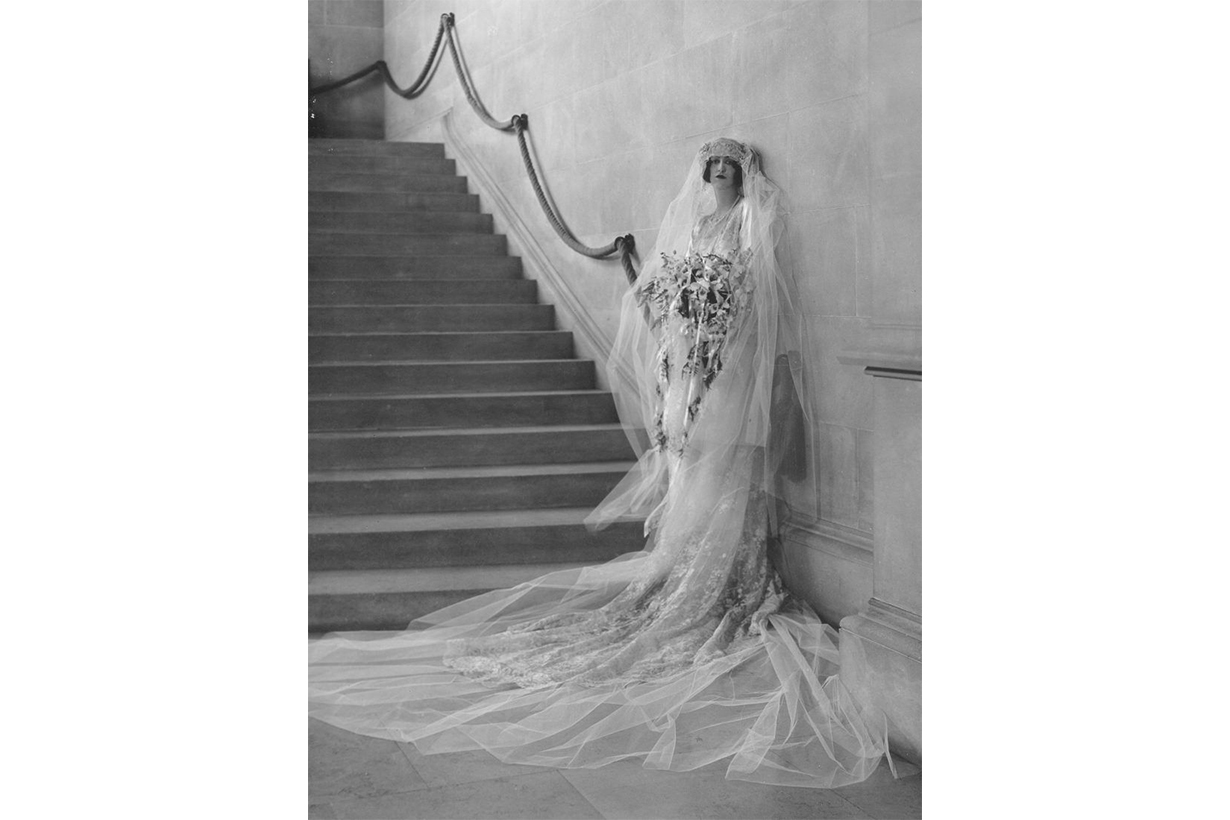 Cornelia Vanderbilt's Wedding Dress