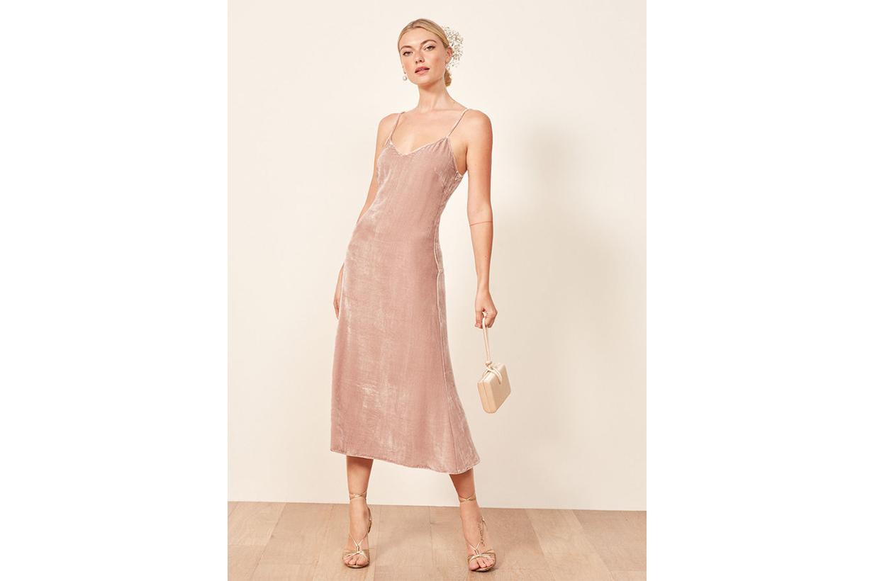 Reformation Gaia Dress