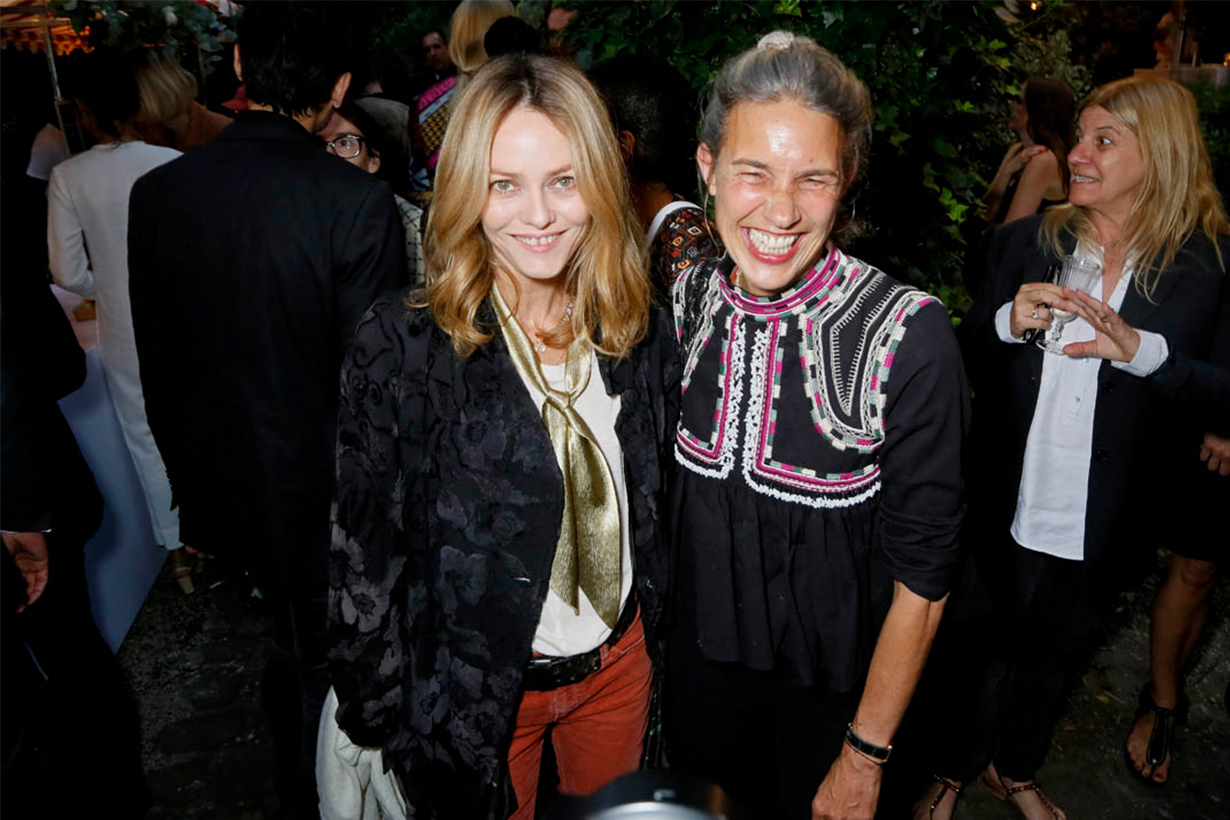 Isabel Marant French Beauty Rules