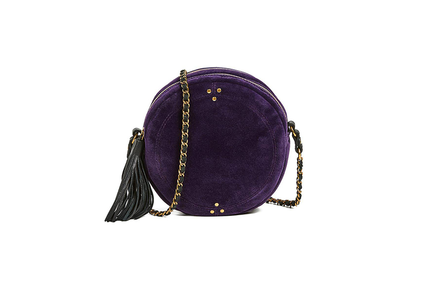 Jerome Dreyfuss Remi Circle Crossbody Bag