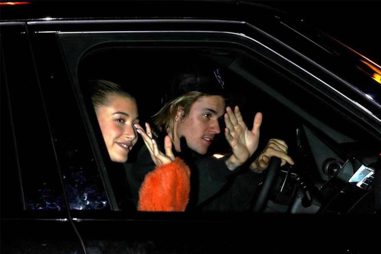 Justin Bieber and Hailey Baldwin Church Date